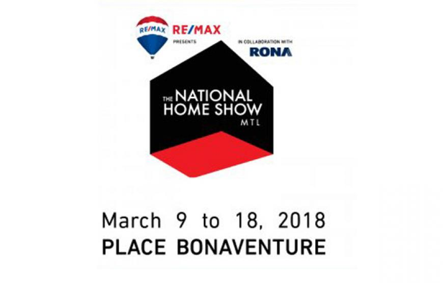 THE NATIONAL HOME SHOW, CANADA
