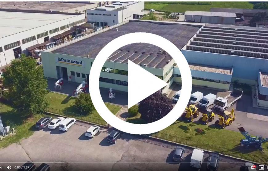 The new institutional video of Palazzani Industrie is online!