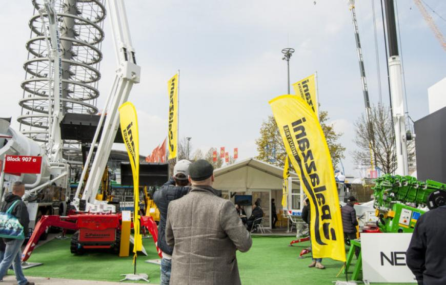 BAUMA: ONE SHOW, GREAT EMOTIONS!